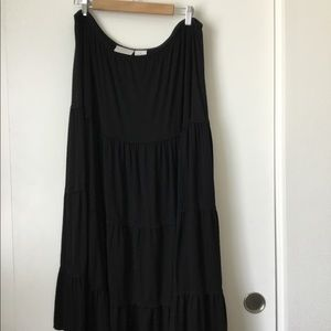 Gently worn Black Skirt
